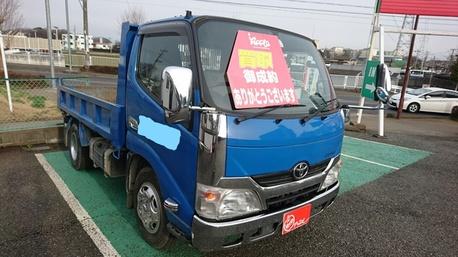 XZU620D ダイナ ダンプ No.